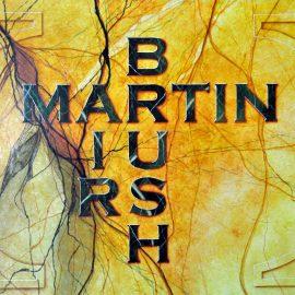 Marmorimitation (Hintergrund: Giallo di Siena/Schrift: Verde di mare), © Marc Martin